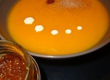 Recette velout de butternut la pomme 750g - Soupe butternut thermomix ...