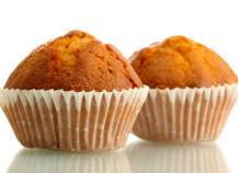 Muffins au potiron et amandes