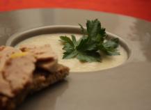 Recette la caldereta de langouste de menorca voyage dans le potage ibiza 750g - Cuisiner le foie de lotte ...