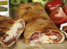 Calzone jambon fromage