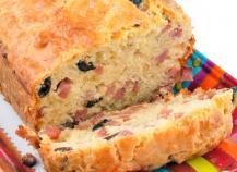 Cake Moelleux Saumon Etorki