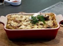 Recette lasagnes de foie gras de canard lafitte aux - Maison lafitte foie gras ...
