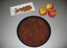 Crumble de pommes aux spéculoos