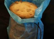 Cookies Gingembre 4 Epices et Pignons de pin