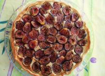 recette tarte aux figues maison 750g. Black Bedroom Furniture Sets. Home Design Ideas