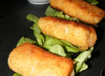 recette croquettes de pommes de terre farcies la mozzarella 750g. Black Bedroom Furniture Sets. Home Design Ideas