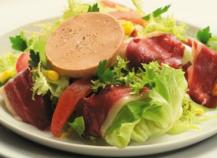 Recette   Salade festive | 750g