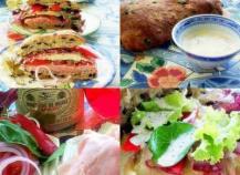 Sandwich gargantuesque