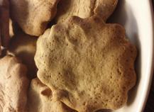Recette sabl s normands 750g - Biscuits de noel facile ...