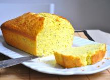 Cake Aux Olives Au Companion