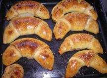 Croissants farcis