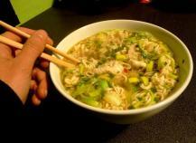 Soupe Thaï à ma façon