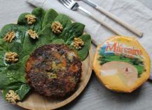 tarte tatin aux légumes et Marcaire