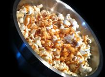 recette popcorn au chocolat 750g. Black Bedroom Furniture Sets. Home Design Ideas
