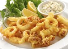 Beignets de calamars gourmands