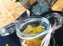 Tiramisu au lemon curd