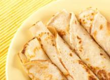 Pâte à crêpes de Chef Damien