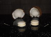 Le Macaron à la noix de coco