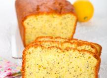 Cake citron-pavot rapide