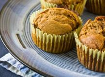 Muffin aux potirons