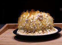 Gâteau d'anniversaire façon tarte au citron