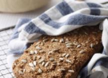 Brown yeast bread irlandais