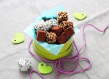 Recettes truffes au chocolat