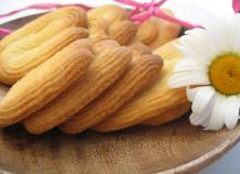 Spritz les biscuits sablés au beurre
