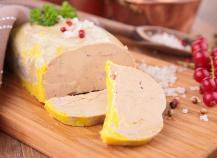 Recettes terrine de foie gras