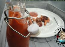 recette mon ketchup fait maison 750g. Black Bedroom Furniture Sets. Home Design Ideas