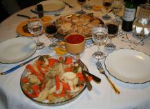recette poule au pot en terrine 750g