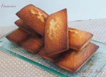 Financiers pistache faciles