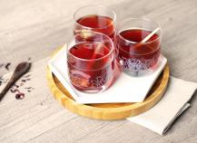Infusion Hibiscus & Citronnelle