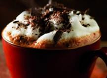 Chocolat chaud express