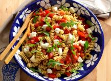 Salade de pâtes comme en Italie