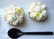 Cupcakes Coco / Citron vert