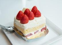 Crème à fraisier ou crème mousseline