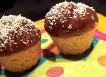 recette muffins au lait de coco 750g. Black Bedroom Furniture Sets. Home Design Ideas