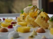 Assiette citronnée