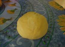 La pâte à tarte sucrée