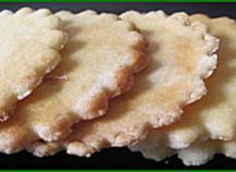 Biscuits amandes-citron
