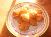 Nugget de poulet-dinde