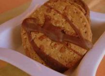 Cookies céréaliers au praliné