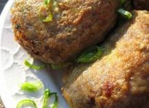 Boulettes de viande à la coréenne
