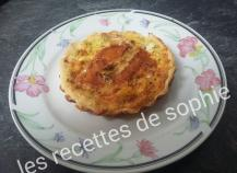 Tarte aux lardons et camembert