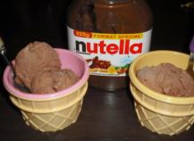 recette glace au nutella en pas pas. Black Bedroom Furniture Sets. Home Design Ideas