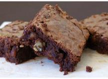 Brownies aux noix inratables