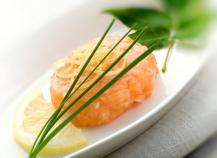 Recettes tartare de saumon