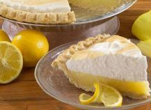 Tarte au citron meringuée inratable