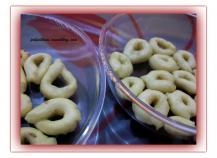 Tarallini des Pouilles, biscuit